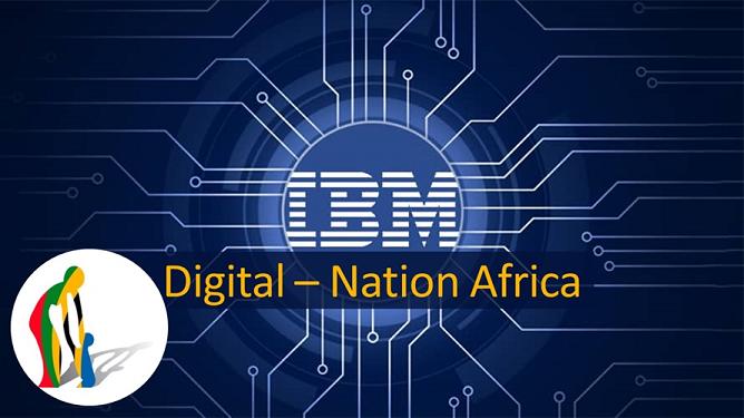 IBM Digital - Nation Africa & Lindamahle