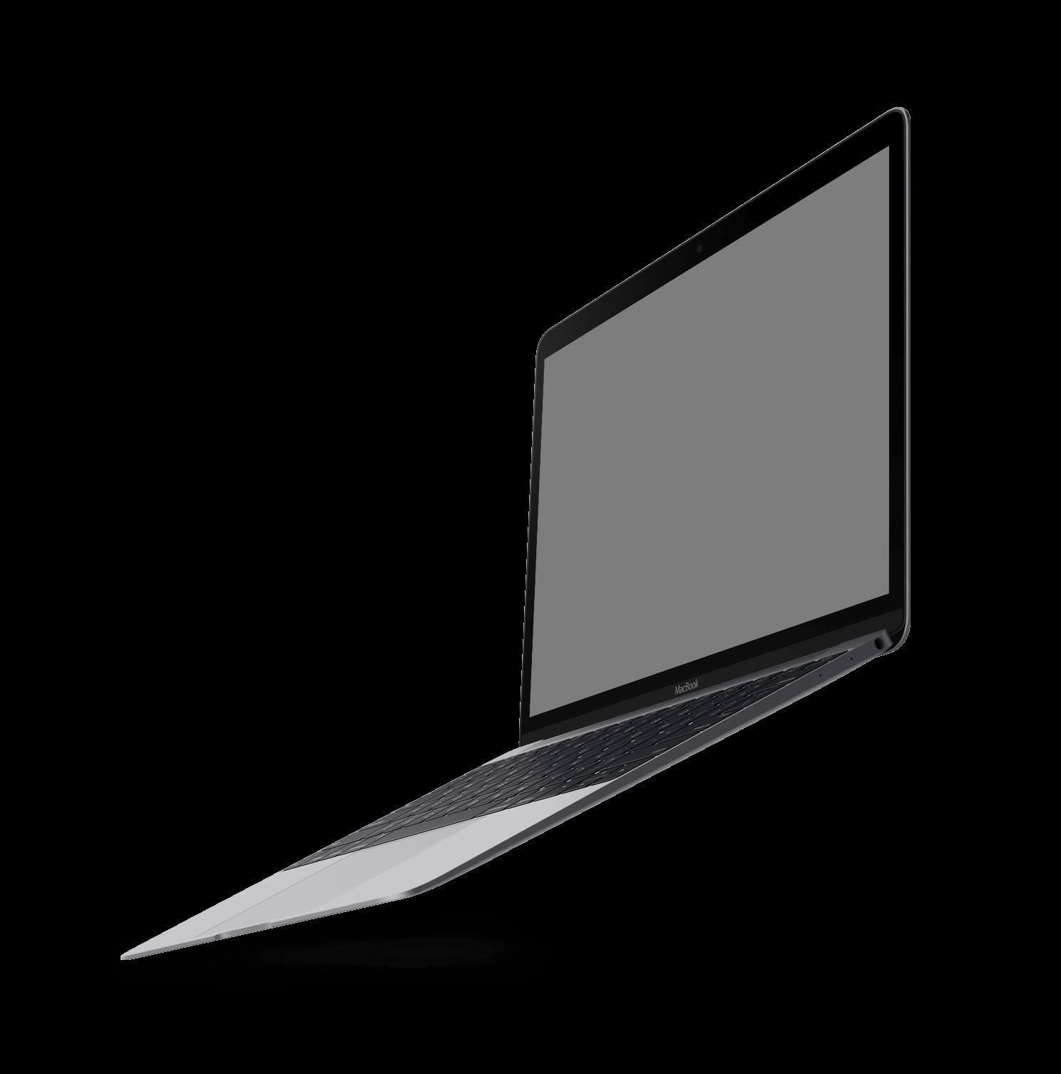 Ultra-thin laptop